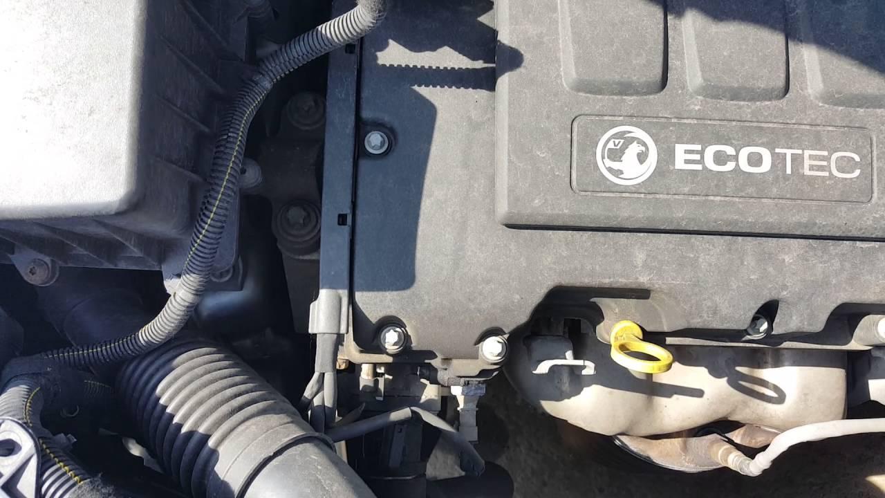 2014  Vauxhall Corsa 1 2 16v  Engine Code