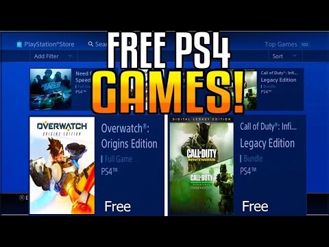 NEW! How To Get FREE PS4 GAMES GLITCH! - NEW METHOD MAY 2017 [WORKING]