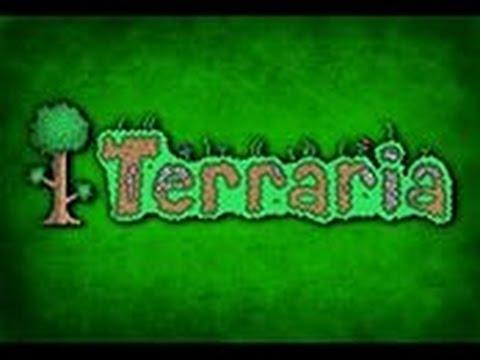 играем в Terraria на андроид (первое впечатление)#1
