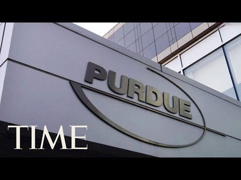 OxyContin Maker Purdue Pharma Files For Bankruptcy As Part Of A Tentative Settlement   TIME