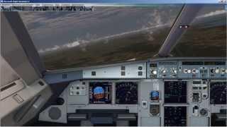 Полет на Airbus A320 ULLI-EETN в FSX