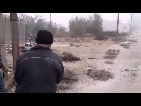 Syrian War: Heavy Intense Clashes In Eastern Ghouta