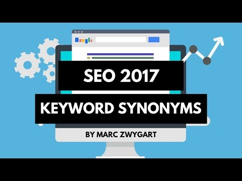 Extract Keyword Synonyms from Google Search Results - SEO 2017