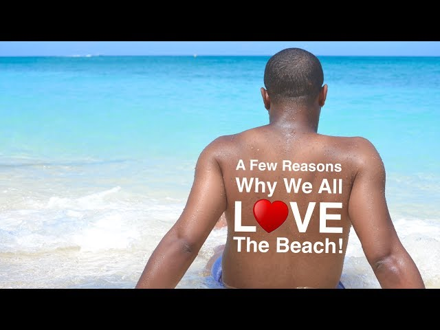 Why Do We Visit the Beach?