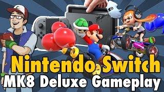 Mario Kart 8 Deluxe Battle | Nintendo Switch Gameplay