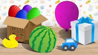 Куда пропали все СЮРПРИЗЫ? Открываем Яйца Сюрприз с игрушками Фиксики, игрушки Щенячий Патруль и др.