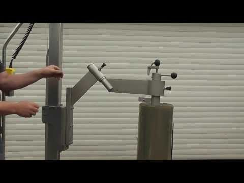 Reel Lifting, Stainless Steel, Bespoke Reel Handling Equipment, Manual Handling Solutions