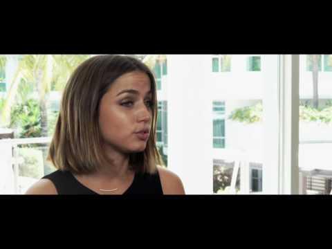 """War Dogs: Ana de Armas """"Iz"""" Behind the Scenes Movie Interview"""