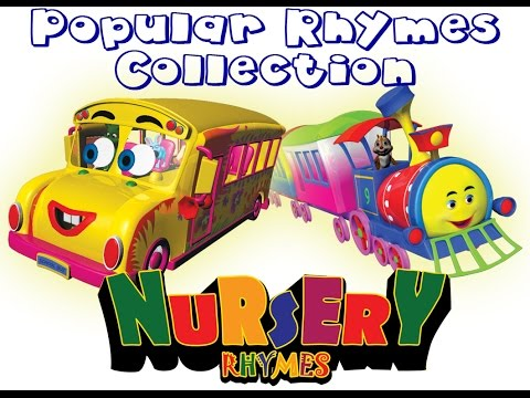 Wheels on the Bus Nursery Rhymes Popular Collection - Non Stop Rhymes full volume