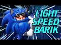 LIGHT SPEED BARIK!!! and an Unofficial Penta - Paladins EPIC Meme Build