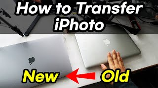How to Transfer iPhoto Library…