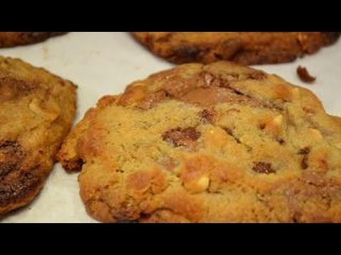 Delicious Bacon Chocolate Chip Cookies