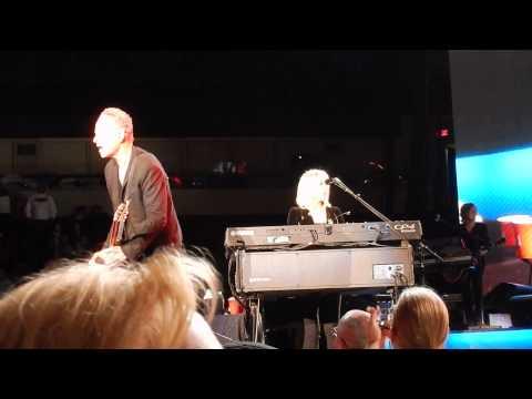 GO YOUR OWN WAY Fleetwood Mac 4/6/15 Rabobank Arena, Bakersfield, CA