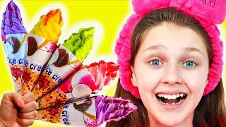 Детская песенка   - фруктовое мороженое| Долгуники - детские песенки