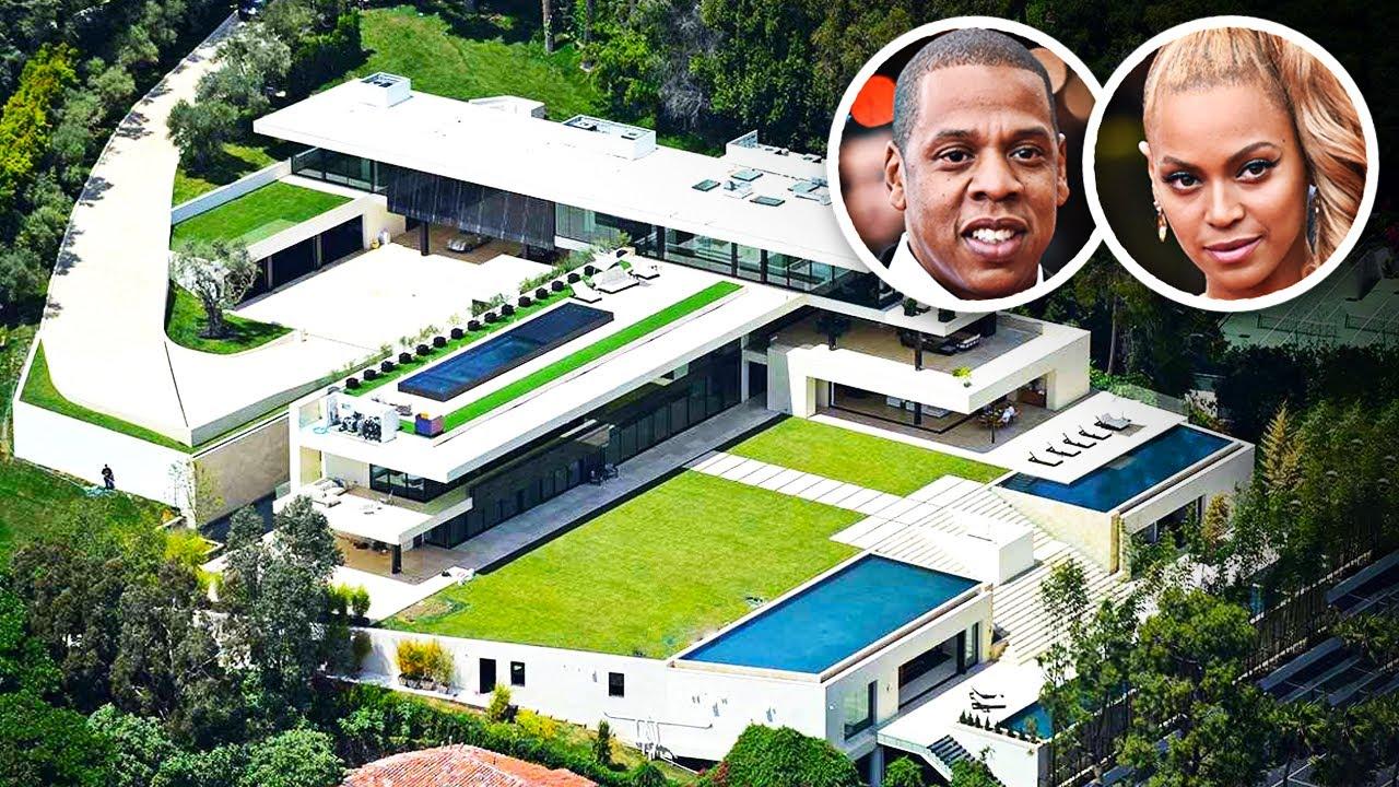 Inside Jay-Z & Beyonce's $88 Million Bel Air Mansion