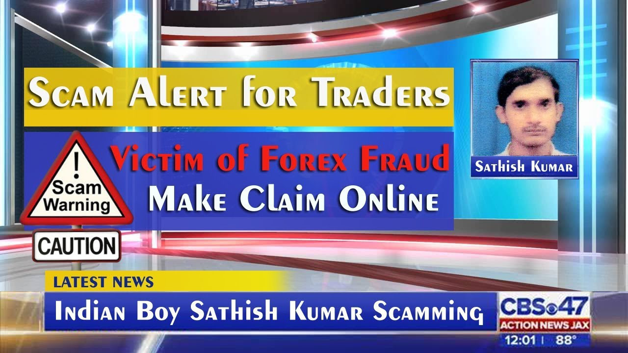 List of scam forex brokers