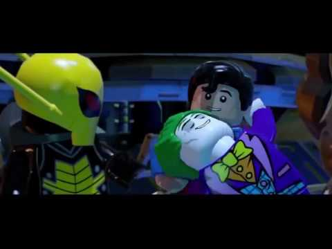 DC Lego Justice League From DC [DC LEGO]