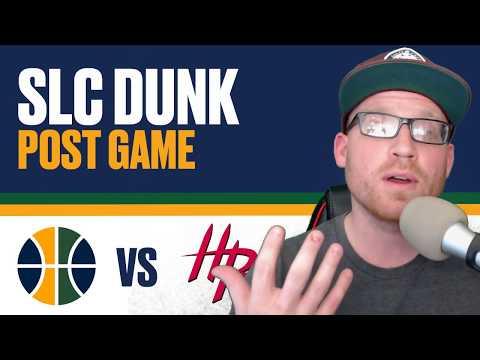 NBA Playoffs - Utah Jazz vs Houston Rockets - Game 4 Post Game Reaction