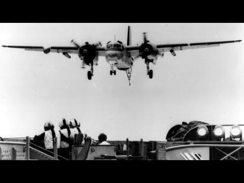 RAN Fleet Air Arm S2E/G Tracker History FAAM Documentary