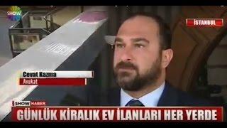Avukat Cevat Kazma günlük kiralık ev ilanları ile ilgili açıklamalarda bulundu.