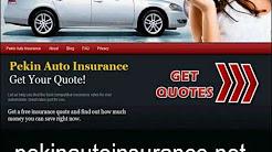 Pekin Auto Insurance - pekinautoinsurance.net