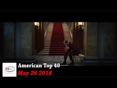 American Top 40 ~ May 26, 2018