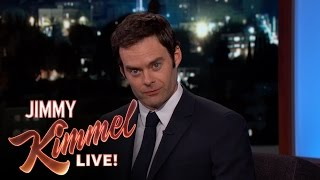 Jimmy Kimmel and Bill Hader's Plane Made an Emergency Landing