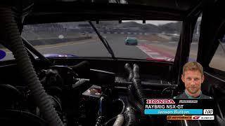 2018 AUTOBACS SUPER GT Rd.1 RAYBRIG NSX-GT OnBoard