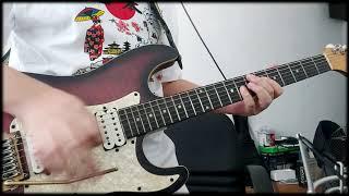 YOASOBI「あの夢をなぞって・Tracing that Dream」Guitar Solo Cover