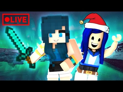 MY GIFT TO YOU! HAPPY HOLIDAYS! | Minecraft & Roblox Livestream 🎁