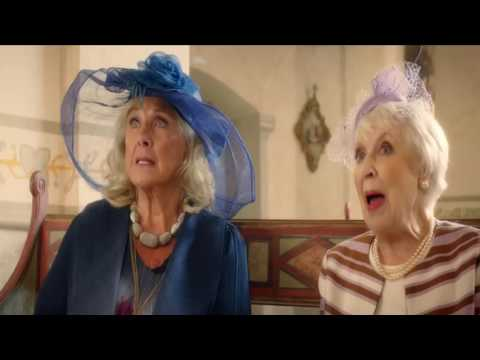 Kylie - This Wheel s On Fire HD ( AbFab Movie )
