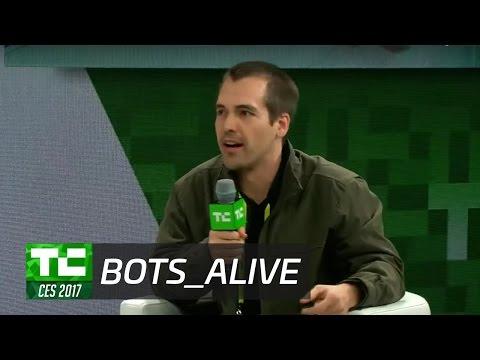 bots_alive Gives Robots Instincts at CES 2017