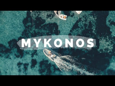 MYKONOS, GREECE | #1 Party Island | Scorpios, Nammos, Alemàgou & more
