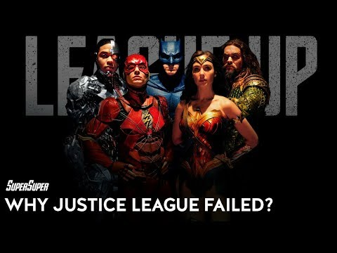 Why 'Justice League' failed? | Explained in HINDI