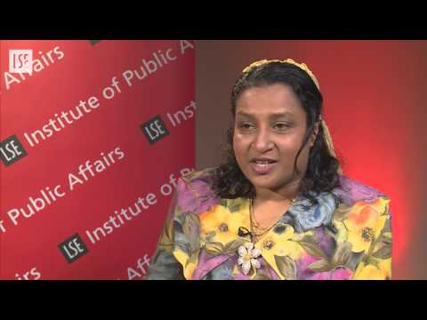 Above the Parapet – Women in Public Life: Mariya Ali