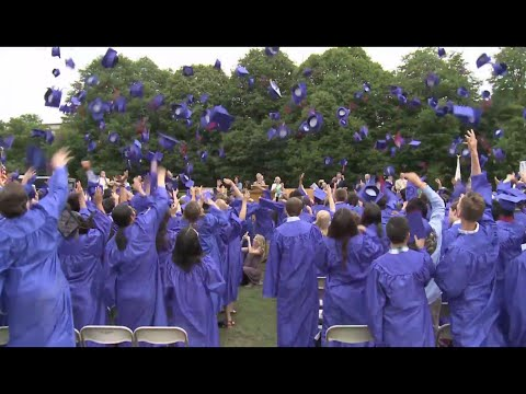 2016 Brookline High School Graduation June 5th, 2016