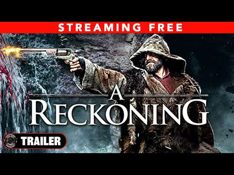 Action Western movie A RECKONING