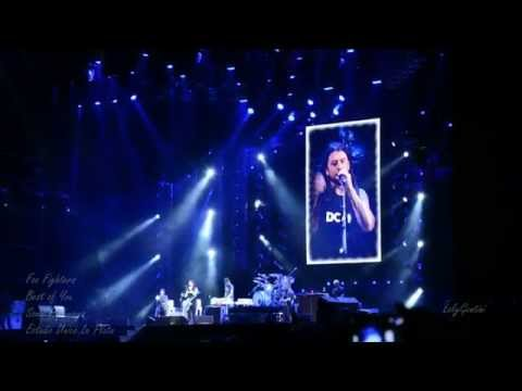 Foo Fighters - Best of You (Live La Plata - Argentina)
