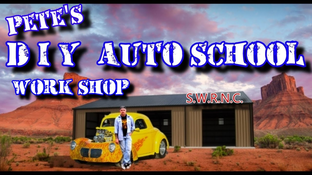 Petes diyautoschool the do it yourself automotive everything shop petes diyautoschool the do it yourself automotive everything shop solutioingenieria Gallery