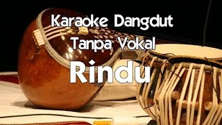 Download Karaoke Dangdut - Rindu Mp3