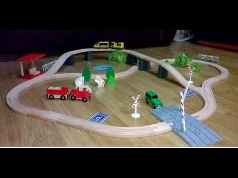Pistas Junior Y De Playtive Tren Madera Lidlunboxinglidl MSLzVpGqU