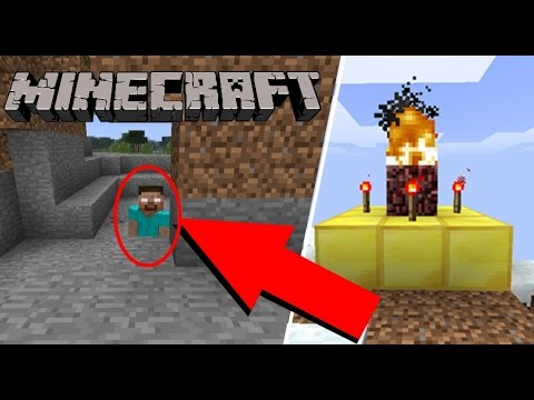 How To Spawn Herobrine In Minecraft PS4 (Xbox One, Xbox 360, PS3, PS Vita, Wii U)