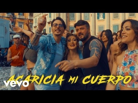 Tony Colombo, Alessio, Emiliana Cantone - Acaricia Mi Cuerpo (Video Ufficiale 2017)