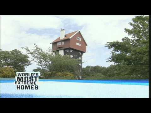worldu0027s most extreme homes promo for real estate tv ruth england dave bethell youtube - Extreme Houses
