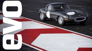 Jaguar Lightweight E-Type - the £1.2 million unicorn | evo REVIEWS