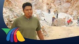 Extracción del mármol, una riqueza por explotar | Noticias de Querétaro