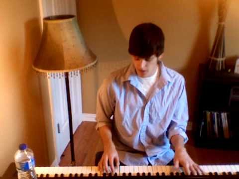 Just the way you are- Bruno Mars (cover) EVAN RAYBORN- Glee Version