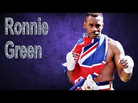 Kickboxing - Ronnie Green v Joao Vieira (Original)