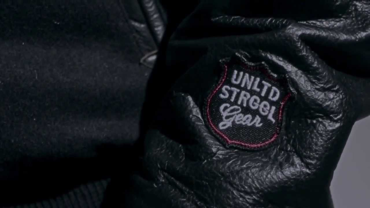 Solid Unltd Anniversary Black Struggle Years Jacket Ten Varsity SULzpGqVM
