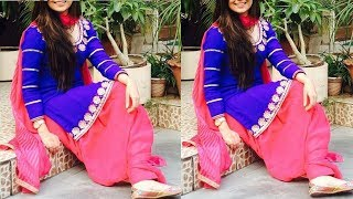 punjabi suit design 2018 || patiyala dress images || punjabi salwar kameez || punjabi dress design